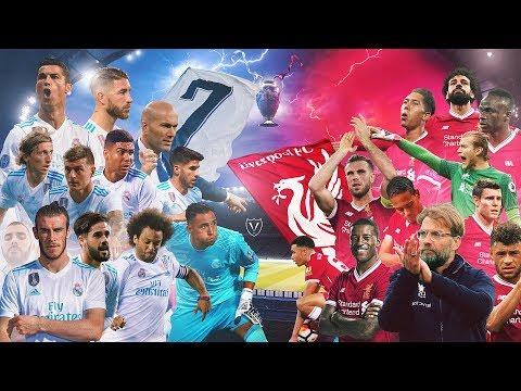 Real Madrid vs Liverpool | UCL Final Promo