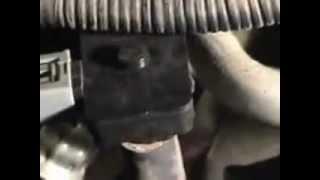 2003 ford explorer service engine soon light egr valve error code repair replace youtube
