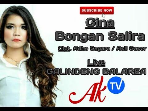 Heboh Pop Sunda Gina - Bongan Salira Live Galindeng AKtv