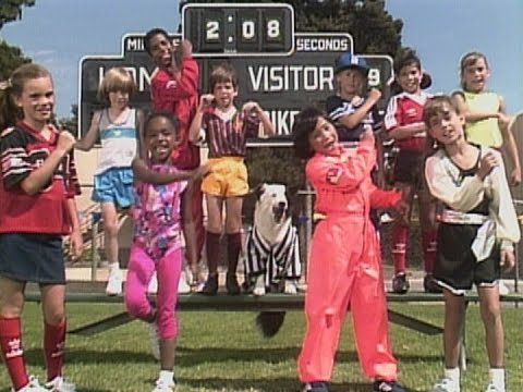 Kidsongs - I Can't Play Sports - YouTube