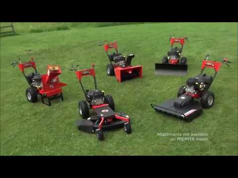 DR Field And Brush Mower Attachments