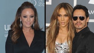 Leah Remini Defends Jennifer Lopez and Marc Anthony