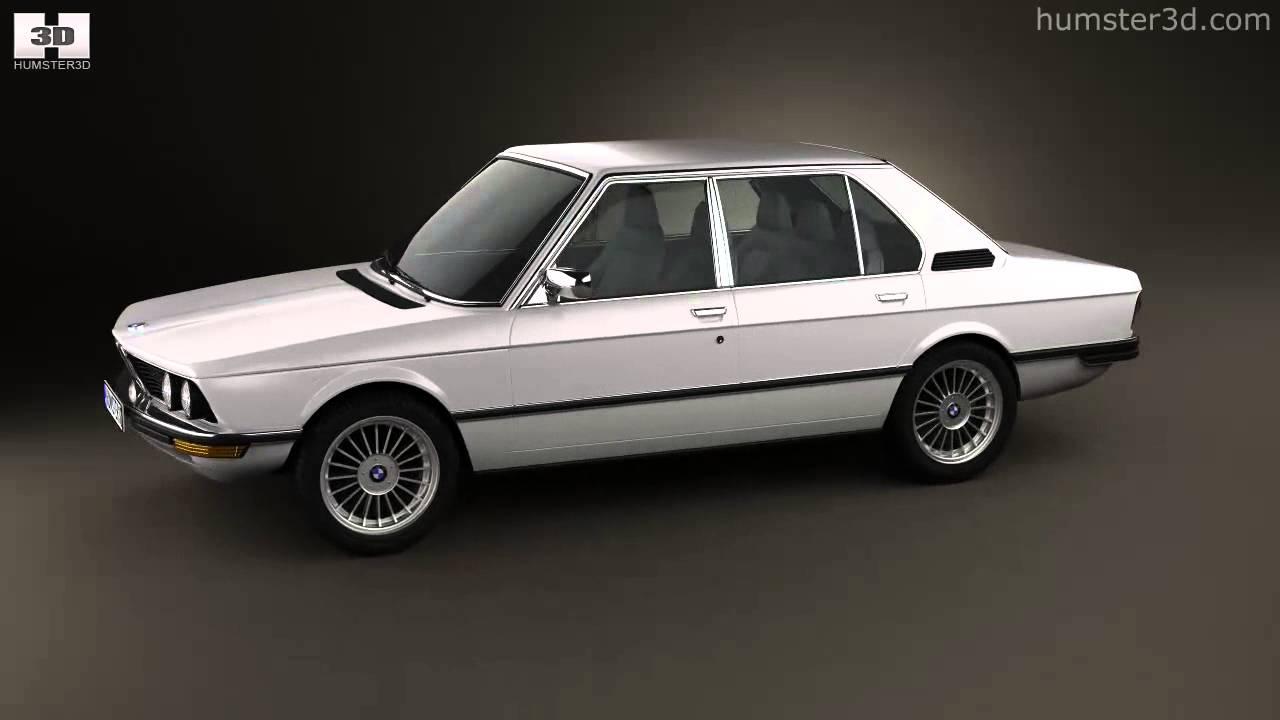 BMW 528i Sedan US-spec (E12) 1978-81 wallpapers (1024x768)