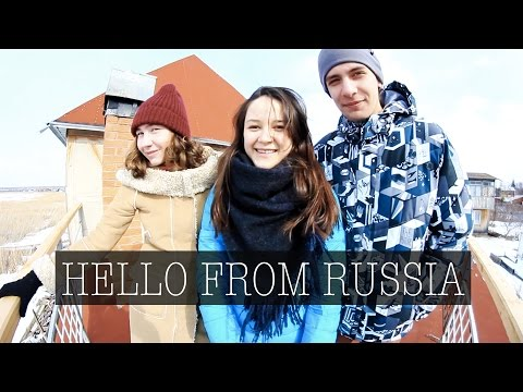 VLOG | RUSSIA | HELLO, APRIL