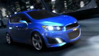 видео Chevrolet Aveo RS