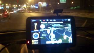 видео Обзор автонавигатора Shturmann Link 300