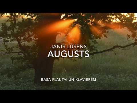 Guo Bass Flute - Jānis Lūsēns - Augusts