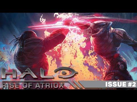 Halo: Rise of Atriox #2 - Review