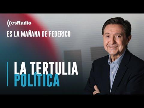 Tertulia de Federico: El golpe sigue con Torrent pese a lo que dice el PP  - 18/01/18
