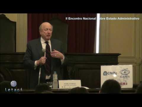 CORRUPÇÃO: Palestra de Mark Tushnet (Harvard Law School) na Faculdade Nacional de Direito (UFRJ)