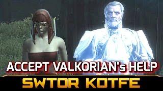 SWTOR KOTFE ► Accept Valkorion