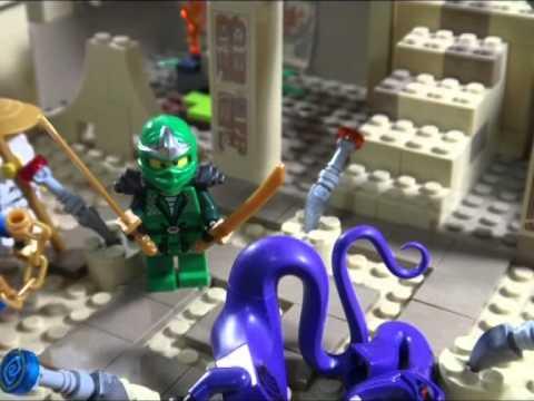 LEGO NINJAGO THE MOVIE PART 4 - 6