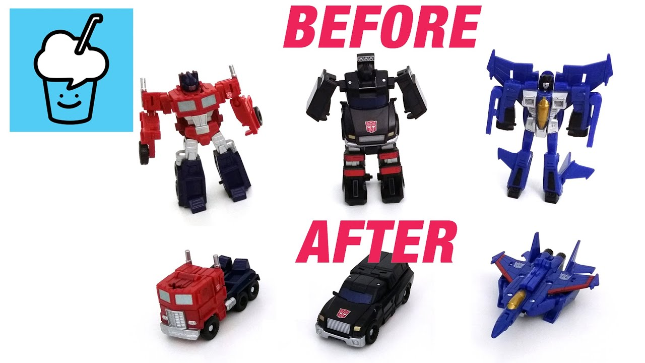 Robot Toys Transformer transform to vehicles for kids with Optimus