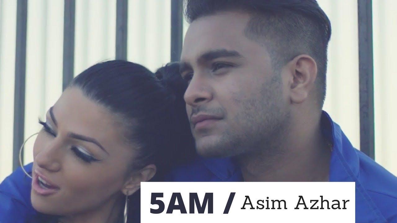 5 Am Asim Azhar Ft Upsidedown Official Music
