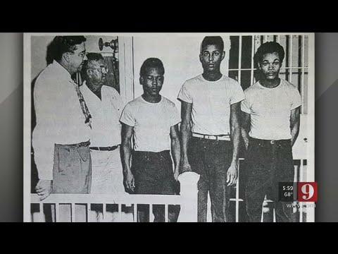 Video: Groveland Four: Florida pardons 4 black men accused of 1949 Lake County rape