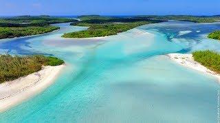 Nouvelle-Calédonie - les Iles Loyauté - the Loyalty Islands