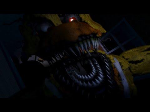 Five Nights at Freddy's 4 - Walkthrough Nights 1-6 & Nightmare Mode + 4/20