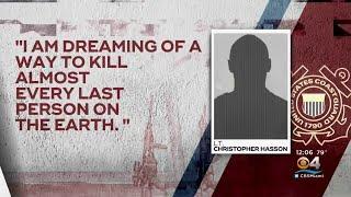 Accused Domestic Terrorist Had Hit List
