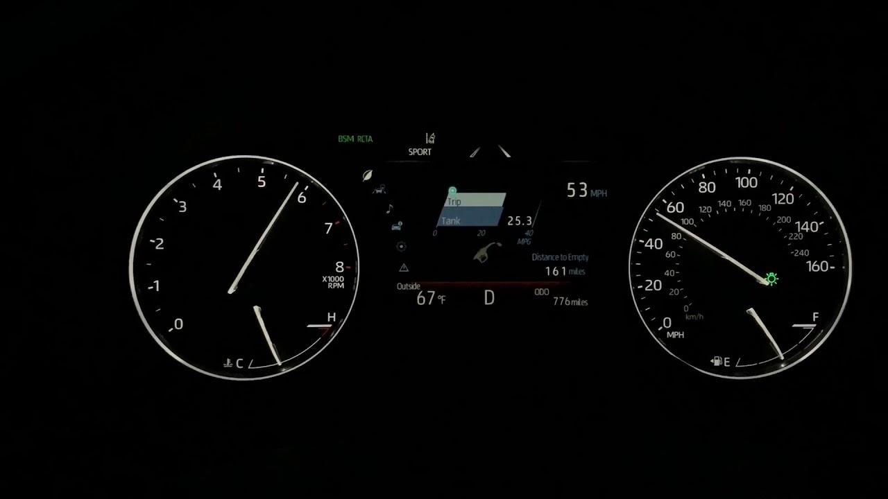 Toyota Avalon 0 60 >> 2019 Toyota Avalon Xse 0 60 And Passing Pulls