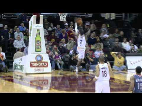 Kyrie Irving Makes the Hustle Play