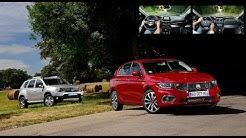 2016 Dacia Duster vs Fiat Tipo [COMPARATIF VIDEO] : la loi du marché (prix, équipements, conduite…)