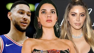 Larsa Pippen DENIES Hooking Up With Kendall Jenner Ex Ben Simmon's On Instagram!
