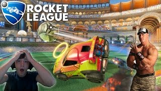 Rocket League - פרק 1 - ג'ון סינה