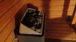Ситуации из жизни: Сауна в Финляндии