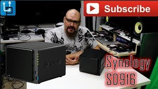 synology DiskStation DS916 Review