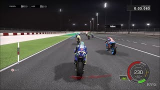 MotoGP 17 - Losail International Circuit | Qatar GP Gameplay (PC HD) [1080p60FPS]