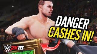 WWE 2K18 My Career Mode - Ep 36 - DANGER CASHES IN!!