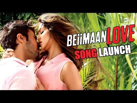 Beiimaan Love SONG LAUNCH | Sunny Leone | Rajniesh Duggall : UNCUT