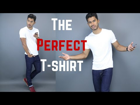 980d2f9e7 How A T-Shirt SHOULD Properly Fit - YouTube