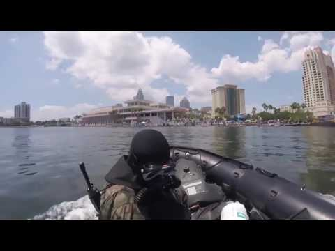 Special Operations Forces Conduct Demonstration