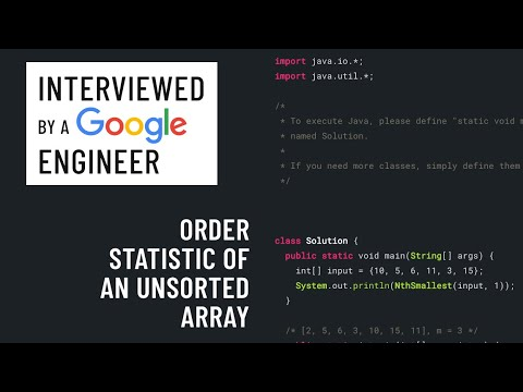 Technical interview with a Google engineer
