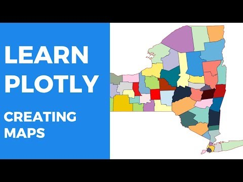LEARN PLOTLY - CREATING MAPS - YouTube