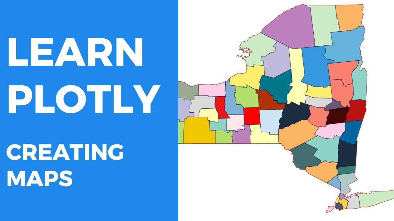 LEARN PLOTLY - CREATING MAPS