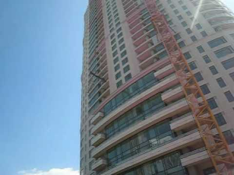 The Century 42 story condos Heinaman Contract Glaziers