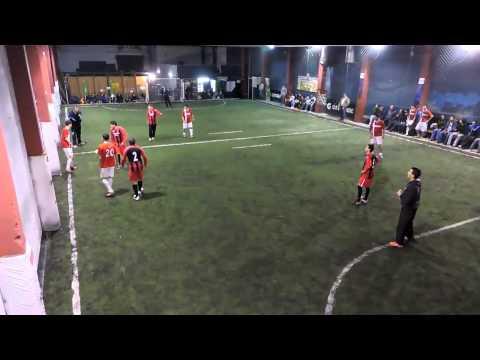 Final Copa de Plata Liga Confraternidad Empresarial HI TRAVEL 2014