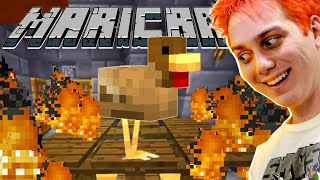 OUR MINECRAFT THANKSGIVING (Maricraft)