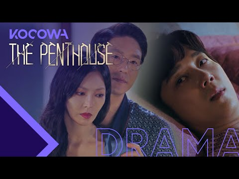 Ki Joon and So Yeon's affair, caught by her husband [The Penthouse Ep 7]