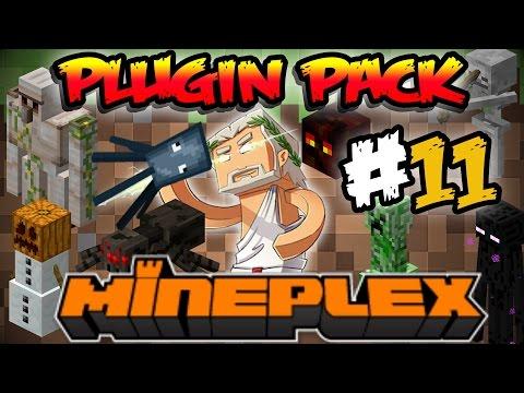 Plugin Pack | Mineplex | SuperSmashMobs