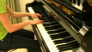 Survivor by Pamela Wedgewood on piano