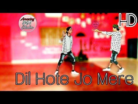 Dil Hote Jo Mere Sine Me  Amardeep Singh Natt   Robotics Dance By Dance
