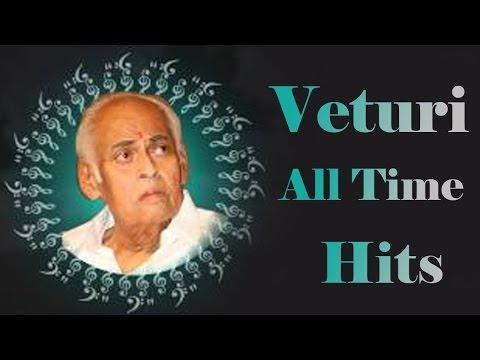 Veturi Sundararama Murthy || All Time Hit Songs Jukebox || The Best Collection