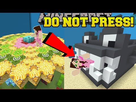 Minecraft: THE BUTTON WILL KILL YOU!! - Trolling Buttons - Custom Map [2]