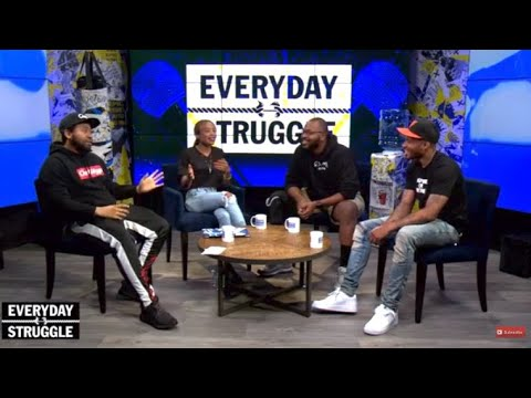My Thoughts On Quentin Miller On Everyday Struggle