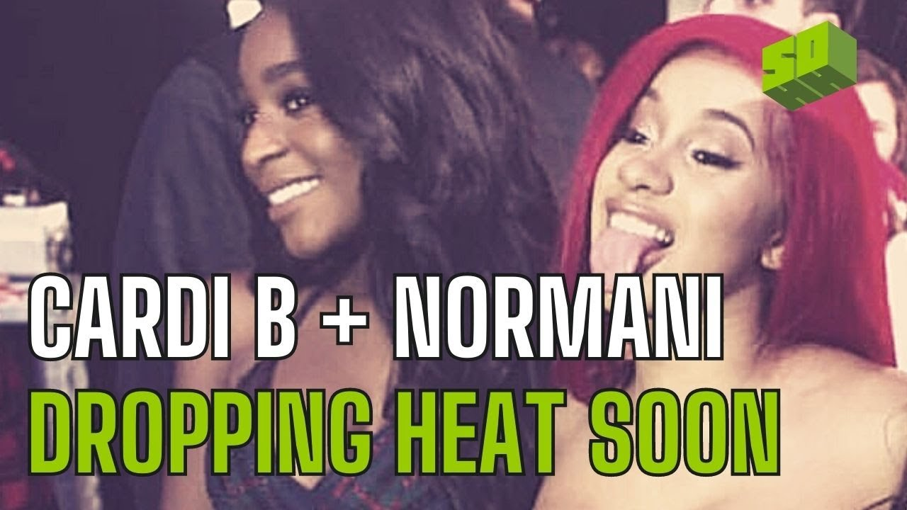 Normani and Cardi B dropping collaboration Wild Side this week