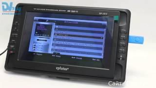 Eplutus EP-101T DVB-T2 - обзор цифрового ЖК телевизора