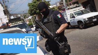 Drug violence shakes Mexico, 28 die in shootouts